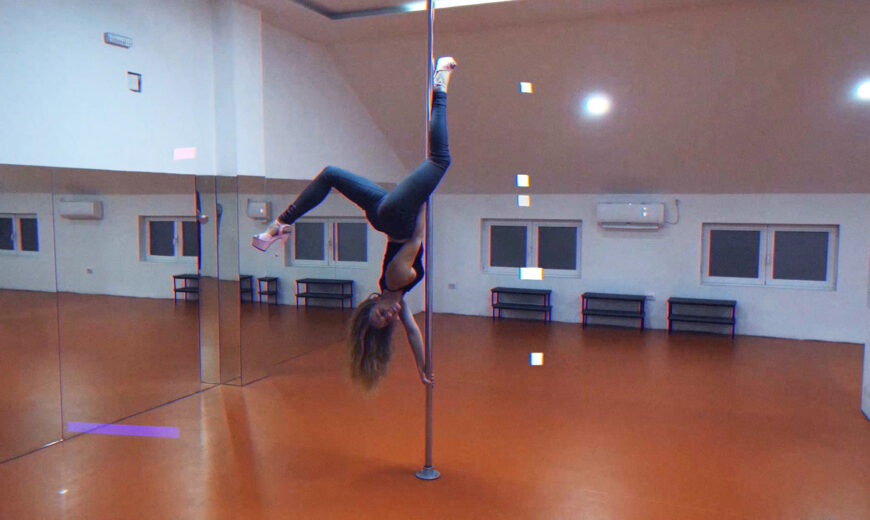 Pole Dance Studio Polespective - Commercial