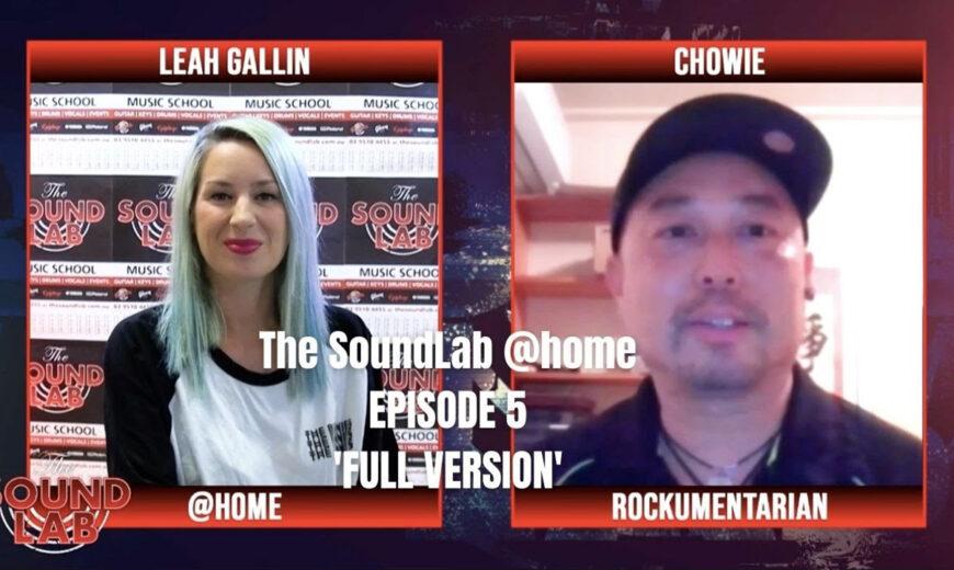 Video montaža SoundLab-Episode 5 - Chowie