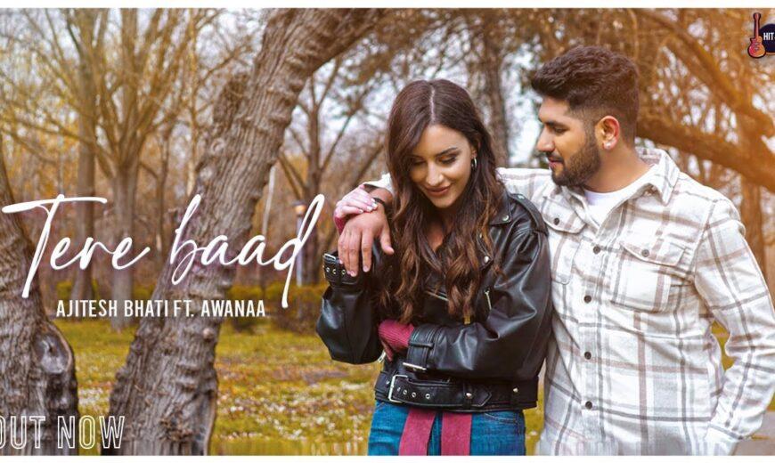 Snimanje spota za indijskog pevača Ajitesh Bhati - Tere Baad (Official Video)